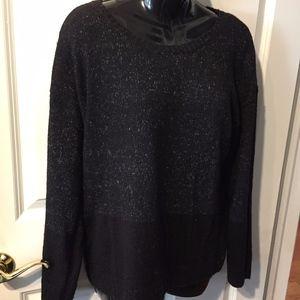 Kensie Small black sweater